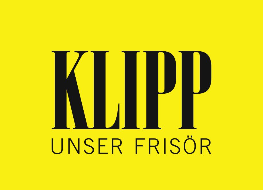 Klipp-unser-Frisoer-Logo