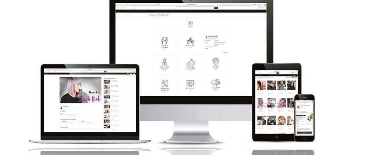 L'Oréal's Online Plattform ACCESS