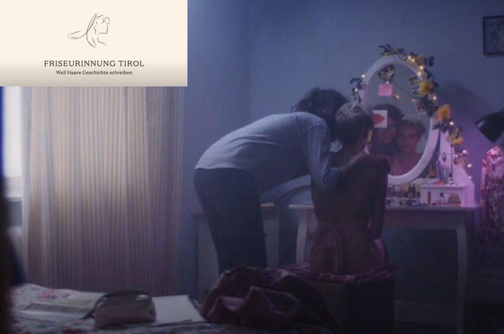 """Friseurinnung Tirol Imagefilm """"weil Haare Geschichte schreiben"""""""